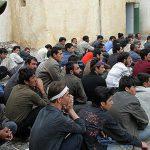 اخراج جمعیِ افغانها