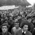 پاریس، ۱۹۶۸، تظاهرات در برابر سوربن