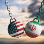 تنش میان جمهوری اسلامی ایران و ایالات متحده آمریکا - طرح از شاتر استاک