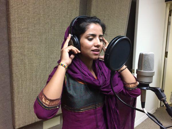 سونیتا علیزاده، خواننده رپ و فعال اجتماعی