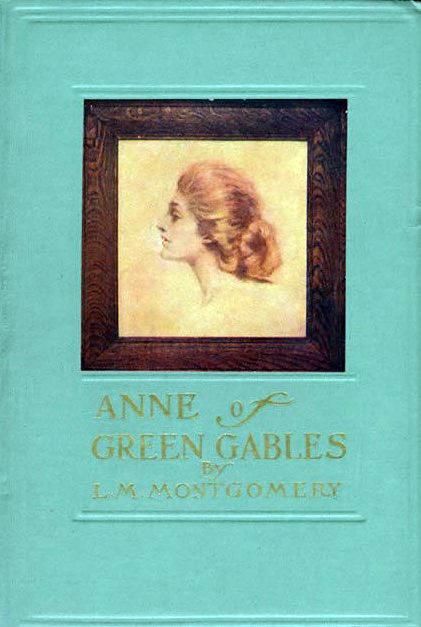 «آنه؛ دختری از گرین گیبلز»، اثر لوسی ماد مونتگومری (۱۹۰۸). این اثر به فارسی ترجمه شده است (برگردان سارا قدیانی، نشر قدیانی)