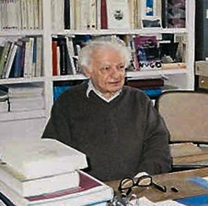 ایو بونفوا (Yves Bonnefoy)، ۲۰۰۴