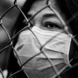 نگران فاجعه، هندوستان کرونازده، عکس از Shutterstock