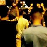 صحنهای از تظاهرات اعتراضی در اهواز، آخر تیر ۱۴۰۰