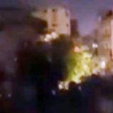 انفجار در کابل، ۱۲ مرداد ۱۴۰۰، عکس برگرفته از ویدئویی منتشر شده در شبکههای اجتماعی
