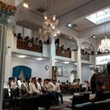 کنیسه کتر داوود، کنیسه مرکزی یهودیان اصفهان (۱۳۹۸)